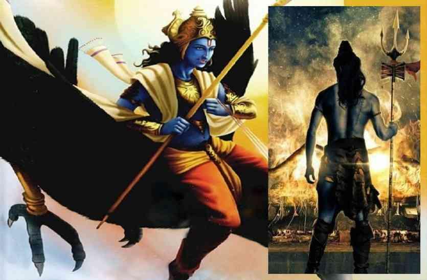 Description: Story Of Shani Dev And Mahadev Shiva - शनिदेव की ...